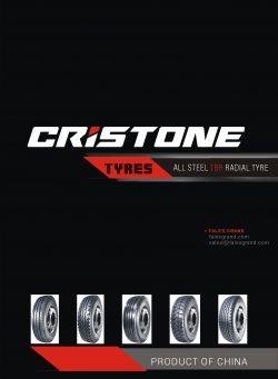 CRISTONE cover page